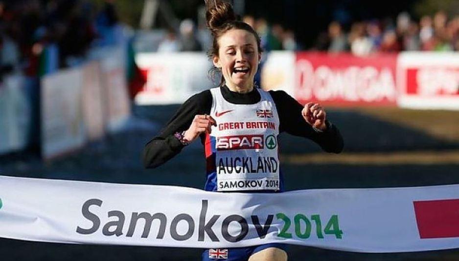 Sport Edinburgh's Rhona Auckland targets EuropeanChampionship